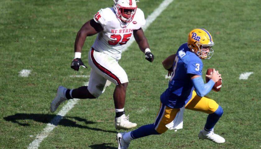hot sale online a593d 7422b 49ers 2018 NFL Draft recap: DL Kentavius Street | Inside the 49