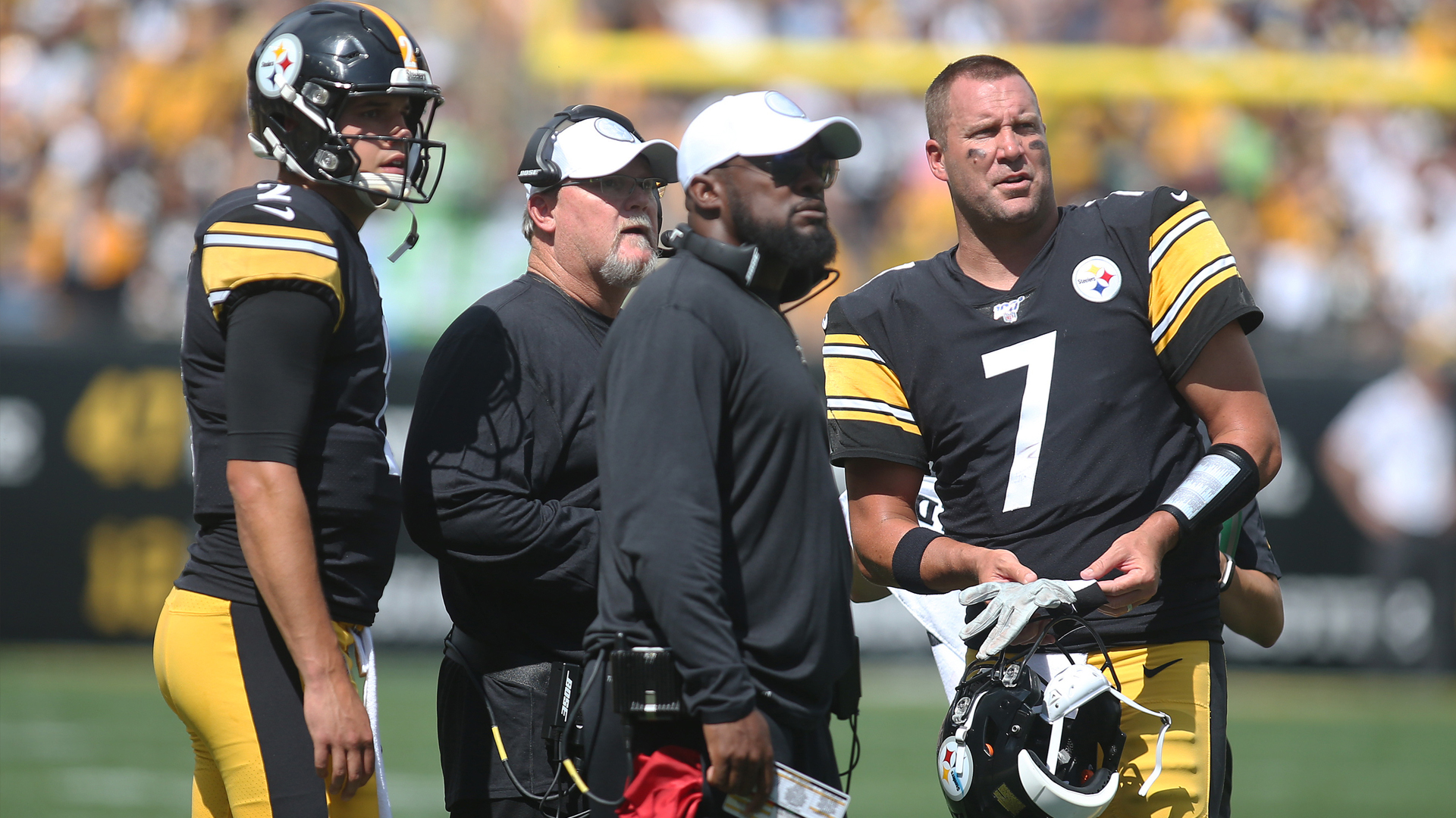 Kyle Shanahan 49ers Getting Ready To Face Mason Rudolph Led Steelers